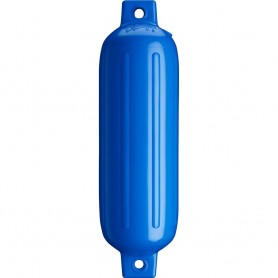 Polyform G-1 Twin Eye Fender 3-5- x 12-8- - Blue