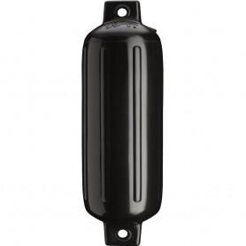 Polyform G-4 Twin Eye Fender 6-5- x 22- - Black