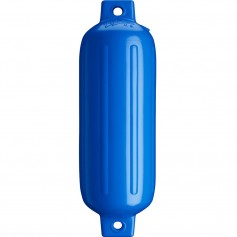 Polyform G-4 Twin Eye Fender 6-5- x 22- - Blue