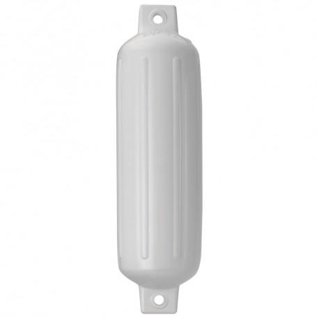 Polyform G-4 Twin Eye Fender 6-5- x 22- White