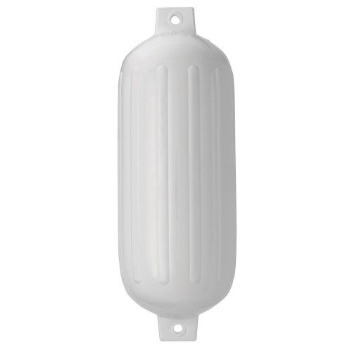 Polyform G-5 Twin Eye Fender 8-8- x 26-8- - White