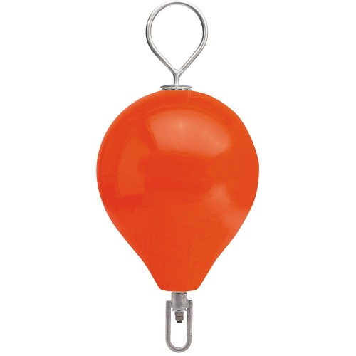 Polyform Mooring Buoy w-SS 13-5- Diameter - Red