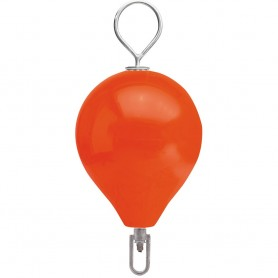 Polyform Mooring Buoy w-SS 17- Diameter - Red