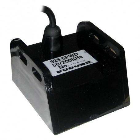 Furuno 525-5PWD Plastic TM Transducer- 600W -10-Pin-