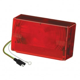 Wesbar Submersible Over 80- Taillight - Right-Curbside
