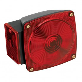 Wesbar 7-Function Submersible Under 80- Taillight - Left-Roadside