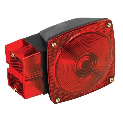 Wesbar 8-Function Submersible Over 80- Taillight - Left-Roadside