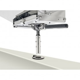 Magma T10-327 Single -LeveLock- Flush Deck Socket Mount