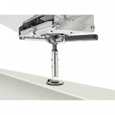 Magma T10-327 Single -LeveLock- Flush Deck Socket Mount
