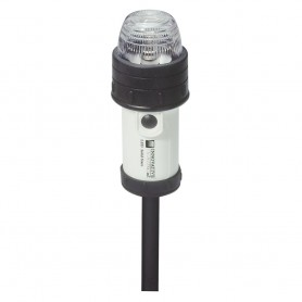 Innovative Lighting Portable Stern Light w-18- Pole Clamp