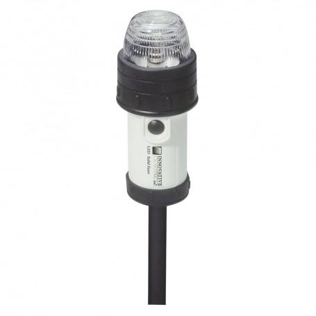 Innovative Lighting Portable Stern Light w-18- Pole Clamp