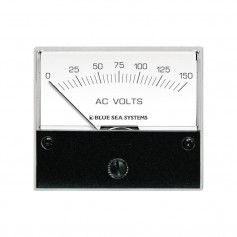 Blue Sea 9353 AC Analog Voltmeter 0-150V AC
