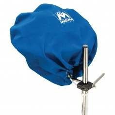 Magma Grill Cover f-Kettle Grill - Party Size - Pacific Blue