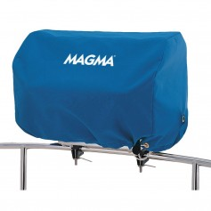 Magma Grill Cover f- Catalina - Pacific Blue