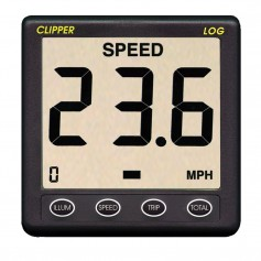 Clipper Speed Log Instrument w-Transducer - Cover