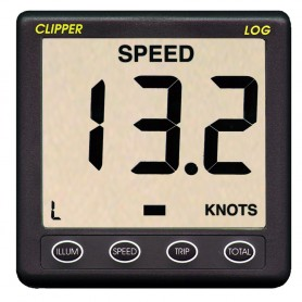 Clipper Easy Log Speed - Distance NMEA 0183