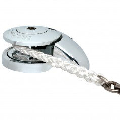 Maxwell RC8-8 12V Windlass - 1000W 5-16 Chain to 9-16 Rope