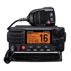 Standard Horizon Matrix GX2000 VHF w-Optional AIS Input 25W PA
