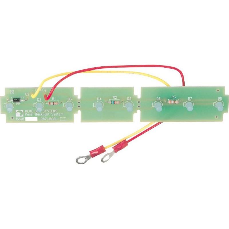 Blue Sea 8065 8-5-3 Position Label Backlight System