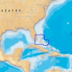 Navionics Platinum- - North Bahamas - microSD-SD
