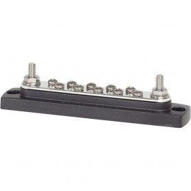 Blue Sea 2301 150AMP Common BusBar 10 x -8-32 Screw Terminal