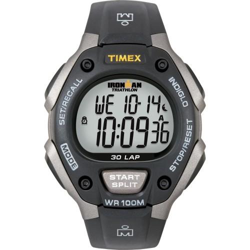 Timex Ironman Triathlon 30 Lap Grey-Black