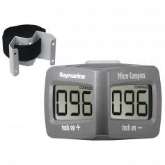 Raymarine Wireless Micro Compass System w-Strap Bracket