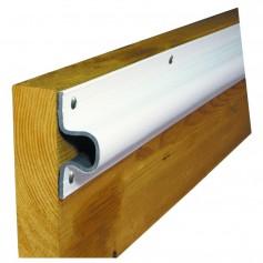 Dock Edge -C- Guard Economy PVC Profiles 10ft Roll - White