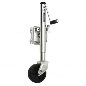 Fulton 1200 lbs- Swing Away Bolt On Single Wheel Jack