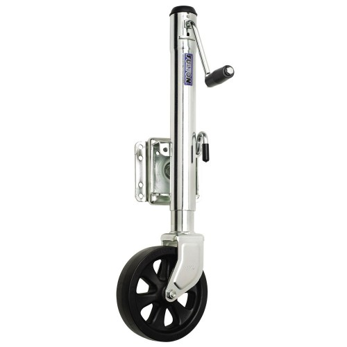 Fulton 1500 lbs- Swing Away Bolt on Single Wheel Jack