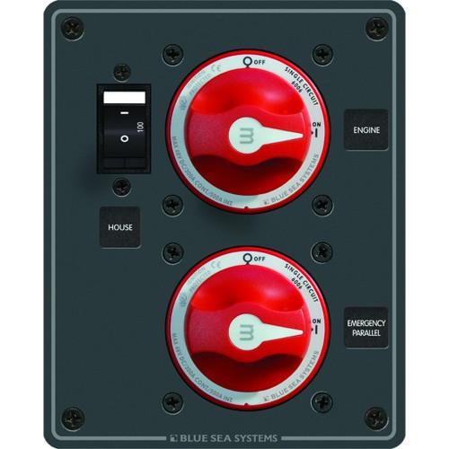 Blue Sea 8080 Single Circuit ON-OFF - Plus Main