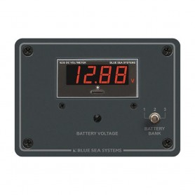 Blue Sea 8051 DC Digital Voltmeter Panel