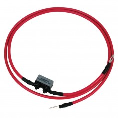 MotorGuide 8 Gauge Battery Cable - Terminals 4- Long