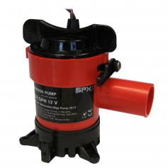 Johnson Pump 1250 GPH Bilge Pump 1-1-8- Hose 12V