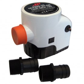 Johnson Pump Ultima Bilge 1250 GPH 1-1-8- - 1-1-4- Hose