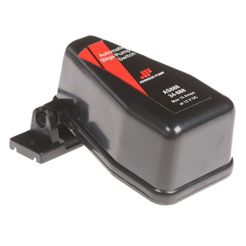 Johnson Pump Bilge Switched Automatic Float Switch - 15amp Max