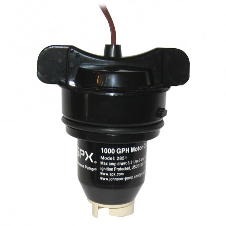 Johnson Pump 1000 GPH Motor Cartridge Only
