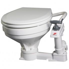 Johnson Pump Comfort Manual Toilet