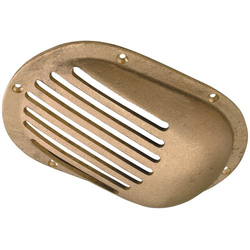 Perko 8- x 5-1-8- Scoop Strainer Bronze MADE IN THE USA