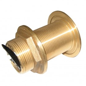 Perko 1-1-2- Thru-Hull Fitting w-Pipe Thread Bronze MADE IN THE USA