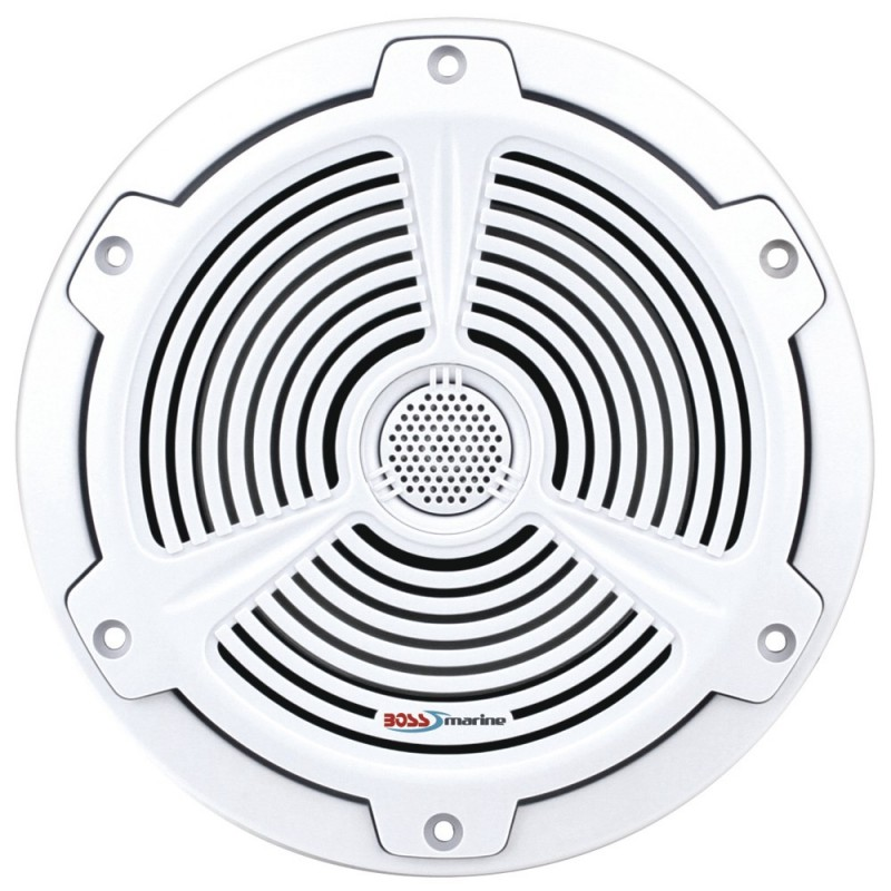 Boss Audio MR752C 7-5- 2-Way Marine Speakers - -Pair- White