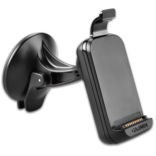 Garmin Powered Suction Cup Mount w-Speaker f-nuvi 34xx Series - 37xx Series