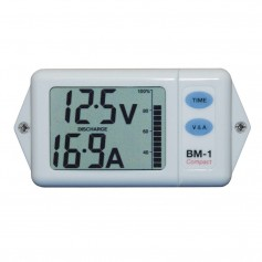 Clipper BM-1CW Battery Monitor Compact White