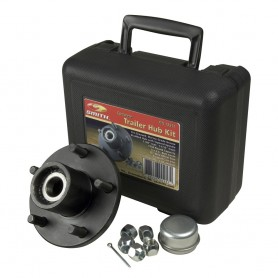 C-E- Smith Trailer Hub Kit Package 1-3-8- - 1-1-16- Stud