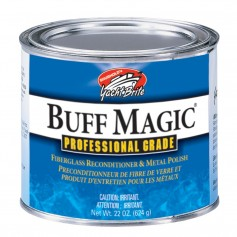 Shurhold Buff Magic Compound Surface Reconditioner Metal Polish - 22oz