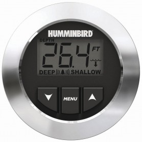 Humminbird HDR 650 Black- White- or Chrome Bezel w-TM Tranducer