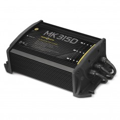 Minn Kota MK-315D 3 Bank x 5 Amps