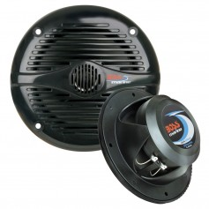 Boss Audio MR60B 6-5- Speakers - -Pair- Black