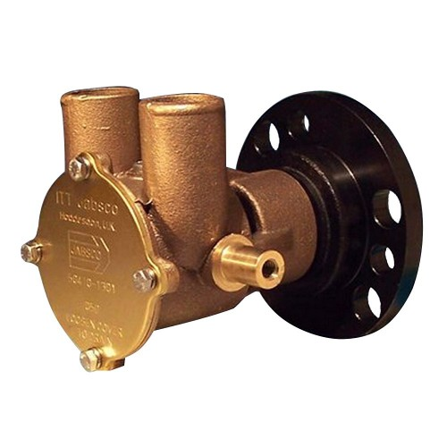 Jabsco Engine Cooling Pump - Flange Mount - 1-1-4- Pump