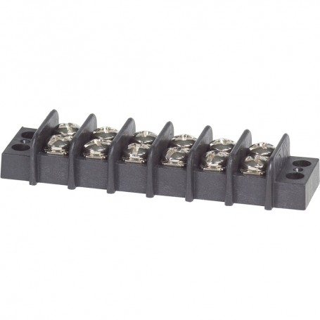 Blue Sea 2406 Terminal Block 20AMP - 6 Circuit